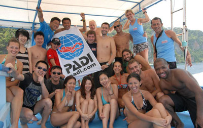 Training Dives Group
