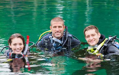 Peak Buoyancy Course
